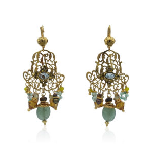 Gas Bijoux - Aicha Earrings