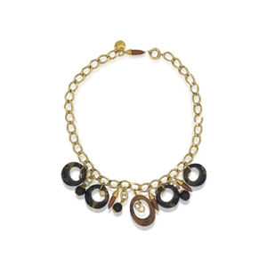 Gas Bijoux - Mariza Necklace Brown
