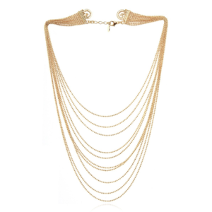 Gas Bijoux - Necklace Romeo Gold