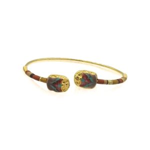 Gas Bijoux - Scarab Bracelet Multi