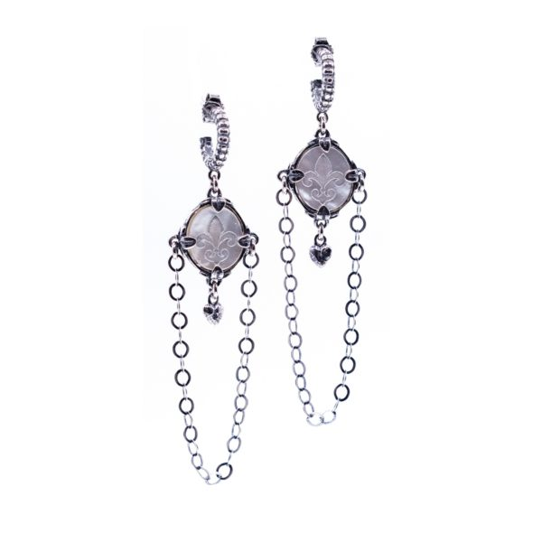 Gem Kingdom - Earrings E19D01A