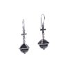 Gem Kingdom - Earrings Onyx E19A16B