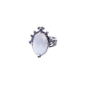 Gem Kingdom - Ring Moonstone 19C04A