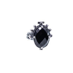 Gem Kingdom - Ring Onyx 19D14