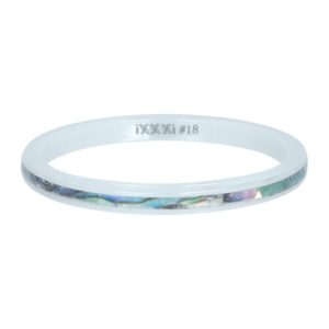 Ixxxi - Ceramic Amber Shell R03308-06