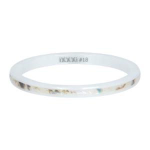 Ixxxi - Ceramic Sand Shell R03309-06