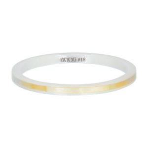 Ixxxi - Ceramic Yellow Shell R03304-06