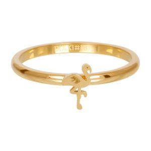 Ixxxi - Symbol Flamingo Gold R03510-01