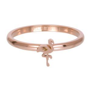 Ixxxi - Symbol Flamingo Rosegold R03510-02