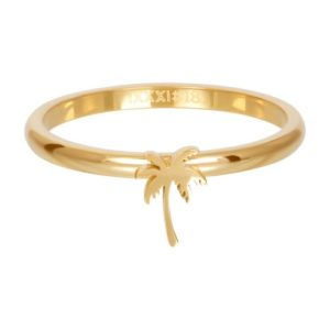 Ixxxi - Symbol Palm Tree Gold R03509-01