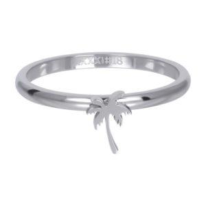 Ixxxi - Symbol Palm Tree Silver R03509-03