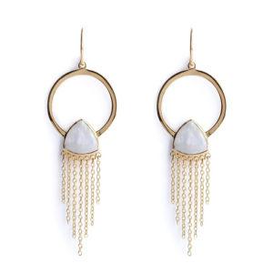 Muja Juma - Earrings Gold 1061-GB-1