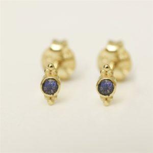 Muja Juma - Earrings Gold 1284GB2