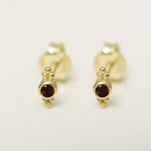 Muja Juma - Earrings Gold 1284GB8