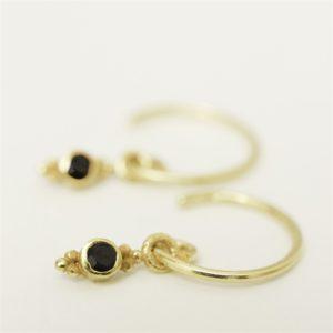 Muja Juma - Earrings Gold 1291GB0
