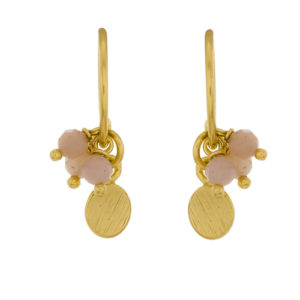 Muja Juma - Earrings Gold 1346-GB-18