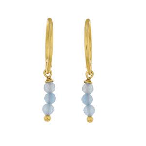 Muja Juma - Earrings Gold 1348-GB-13