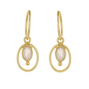 Muja Juma - Earrings Gold 1357GB1
