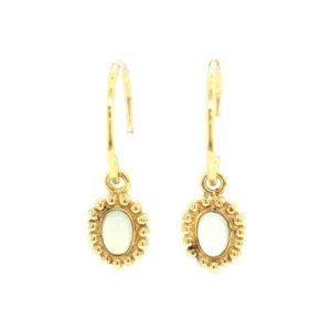 Muja Juma - Earrings Gold 1361GB9