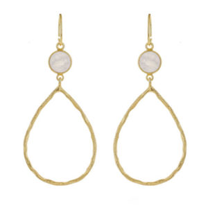 Muja Juma - Earrings Gold 627GB1