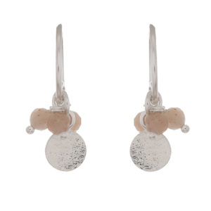 Muja Juma - Earrings Silver 1346-SB-18