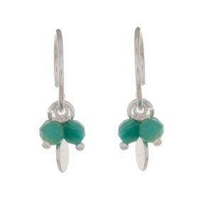 Muja Juma - Earrings Silver 1346-SB-5