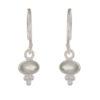 Muja Juma - Earrings Silver 1366-SB-5