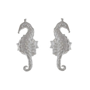Muja Juma - Earrings Silver 1406-SB