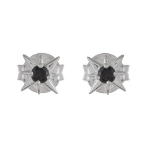 Muja Juma - Earrings Silver 1411-SB-0