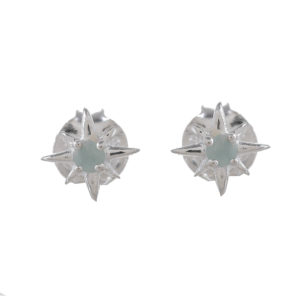 Muja Juma - Earrings Silver 1411-SB-5