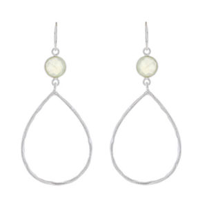 Muja Juma - Earrings Silver 627-SB-5