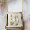 Muja Juma - wrapping earrings