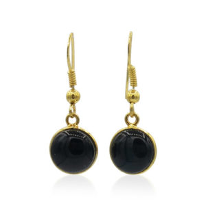 Callysta's Findings - Earrings Black Onyx
