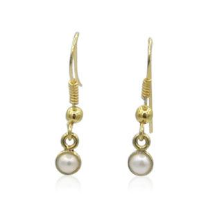 Callysta's Findings - Earrings Little Pearls