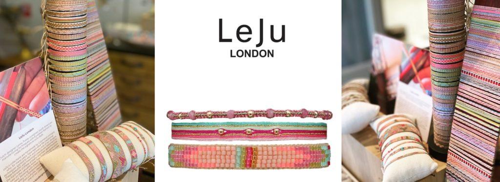 LeJu London Banner zomer 2020