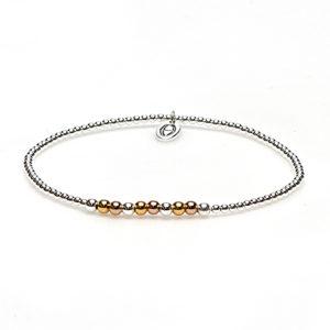 Karma Jewelry - Bali Bracelet Silver 92343