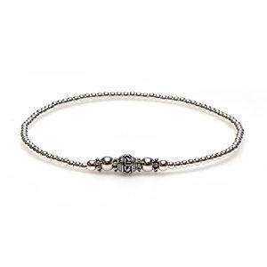 Karma Jewelry - Bali Bracelet Silver 92347