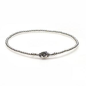 Karma Jewelry - Bali Bracelet Silver 92357