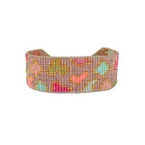 LeJu London - Bracelet BL15 LEOPARD 01