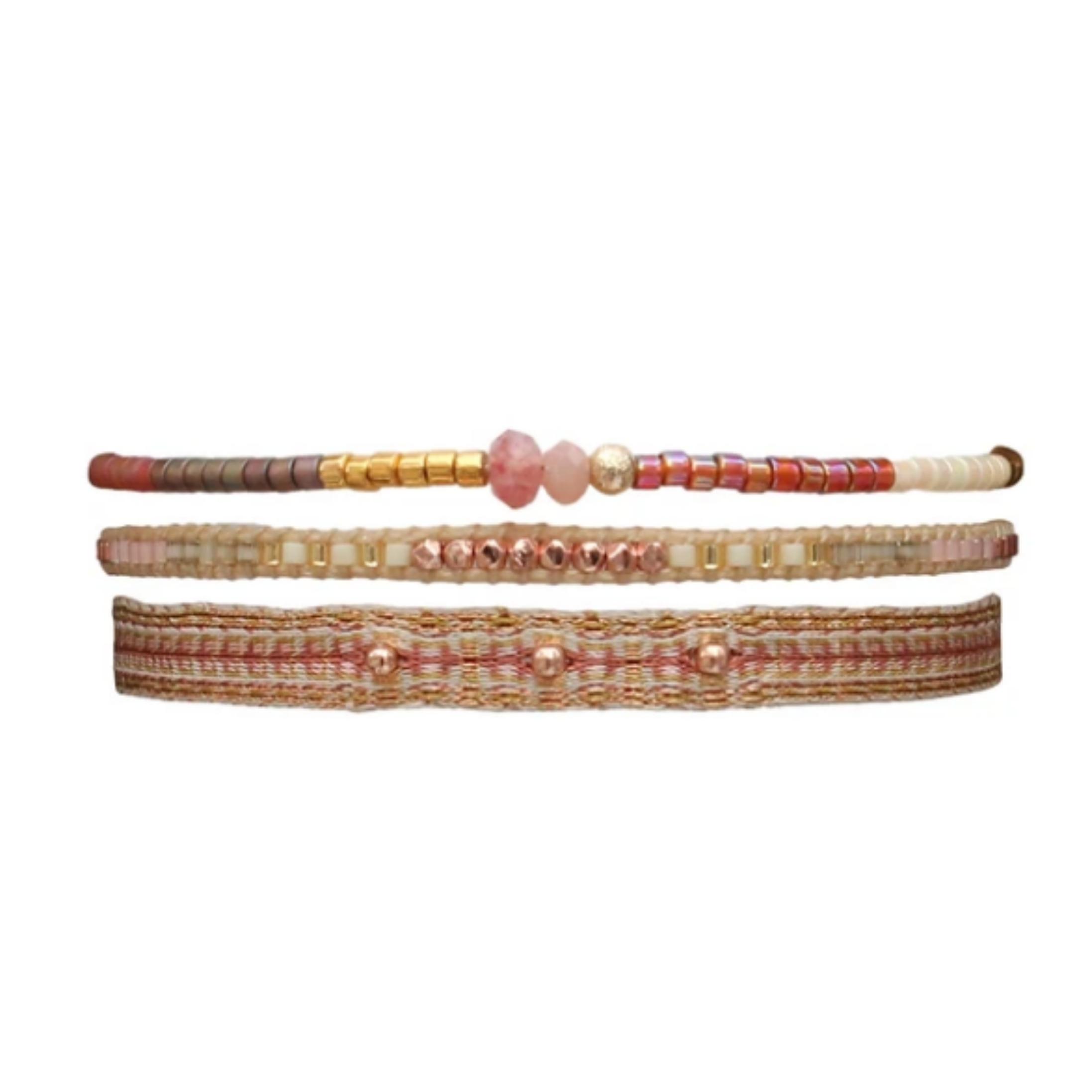 LeJu London - Set Bracelets LJA0052