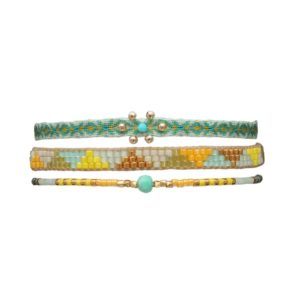 LeJu London - Set Bracelets LJA0053