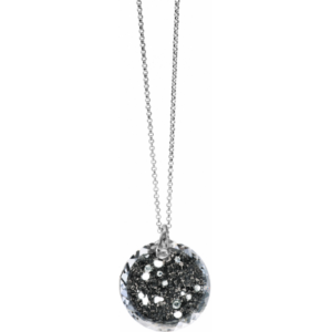 Motyle - Cosmic Love Moon Necklace MS2535