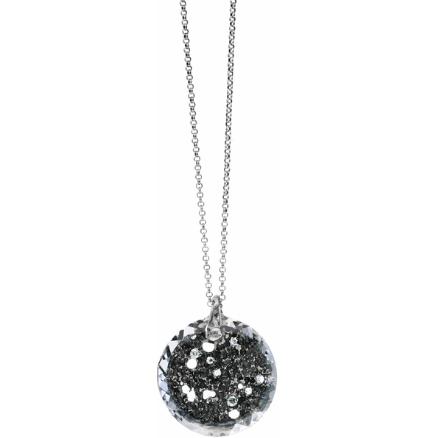 Motyle - Cosmic Love Moon Necklace MS2535