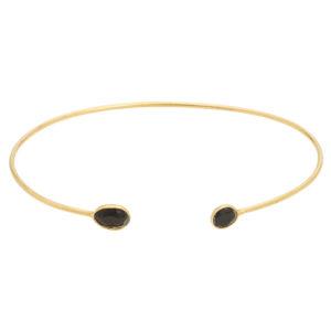 Une a Une - Bracelet Finesse Black Onyx