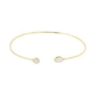 Une a Une - Bracelet Finesse Mother Of Pearl
