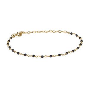Une a Une - Bracelet Inde Black Onyx 2