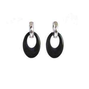 Bauer Basics - Buffalo Horn Black Oval S