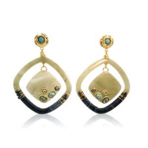 Gas Bijoux - Aura Earrings
