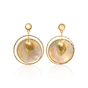 Gas Bijoux - Melodie Earrings