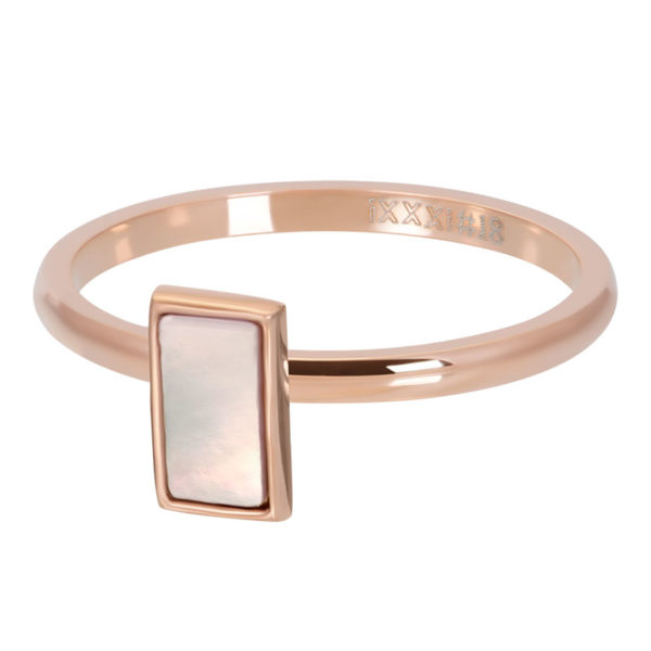 Ixxxi - Pink Shell Stone R04212